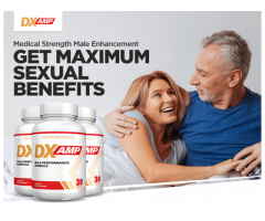 Anoverview Of Dx Amp Male Update 2019:-