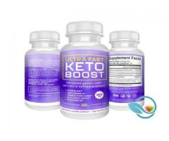 Ultra Fast Keto Boost and Weight Loss