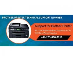 Brother Printer Support Phone Number  +44 203 880 7918