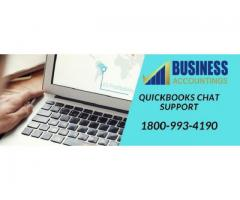QuickBooks Online chat Support